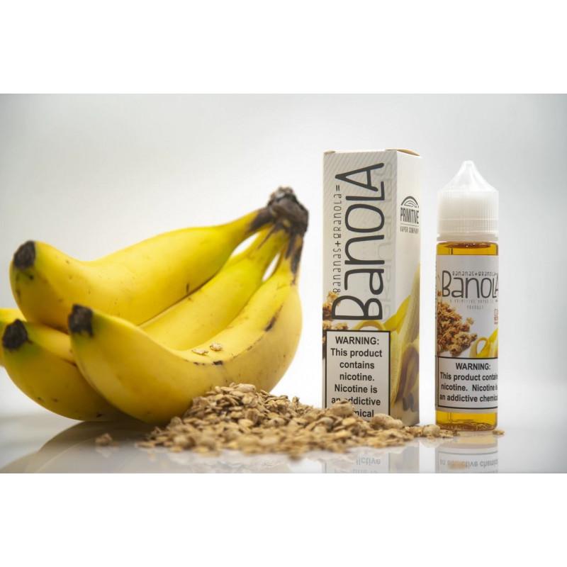 BanOla - Primitive Vapor Co