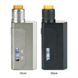 Kit Luxotic MF with Screen avec Guillotine V2 - Wismec