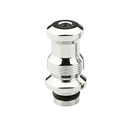 Drip Tips Stainless Steel S1B par 5
