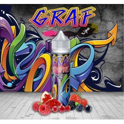 RedSpirit 50ML - Graf E-juice