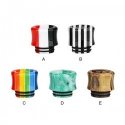 New Resin 810 Drip Tip 0317