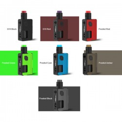 Kit Pulse X BF 90W + X BF RDA - Vandy Vape