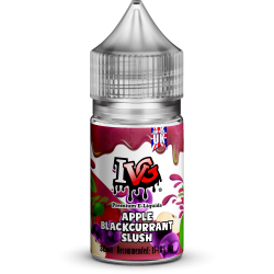 Apple Blackcurrant Slush Concentré 30ML - IVG