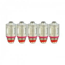 Résistances pour GS Air M 0.35ohm par 5 - Eleaf