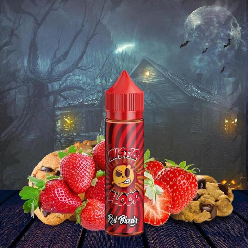 Red Bloody 50ML - Mistiq Blood
