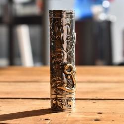 Box Eugene Lighthouse Manual Carving Mech Mod - AFK Studio