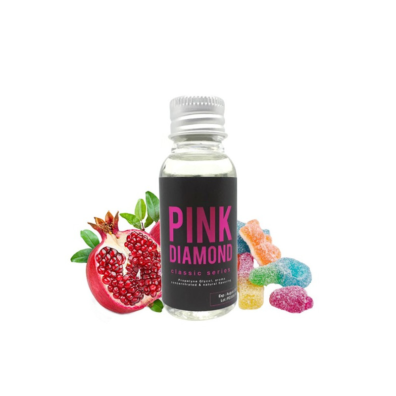 Pink Diamond 30ML Concentré Classic - Medusa