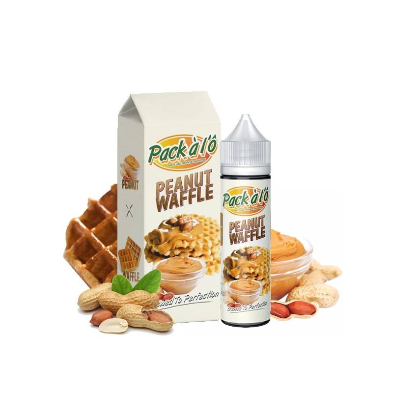 Peanut Waffle 50ML - Pack à l'Ô
