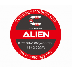 Spool Wire Alien par lot de 10 - Coilology