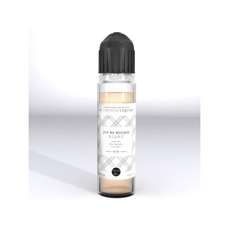 Jus de Boudin Blanc 50ML - Le French Liquide