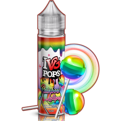 POPS Rainbow Lollipop 50ML - IVG