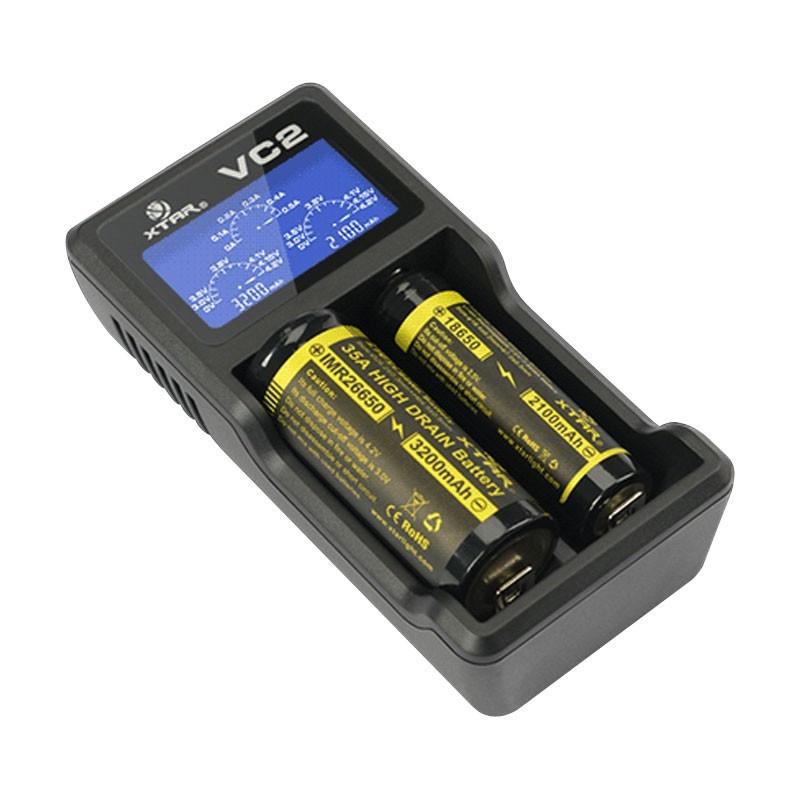 VC2 master USB - Xtar