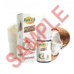 Sample Coconut Milkshake 10ML - Pack à l'Ô