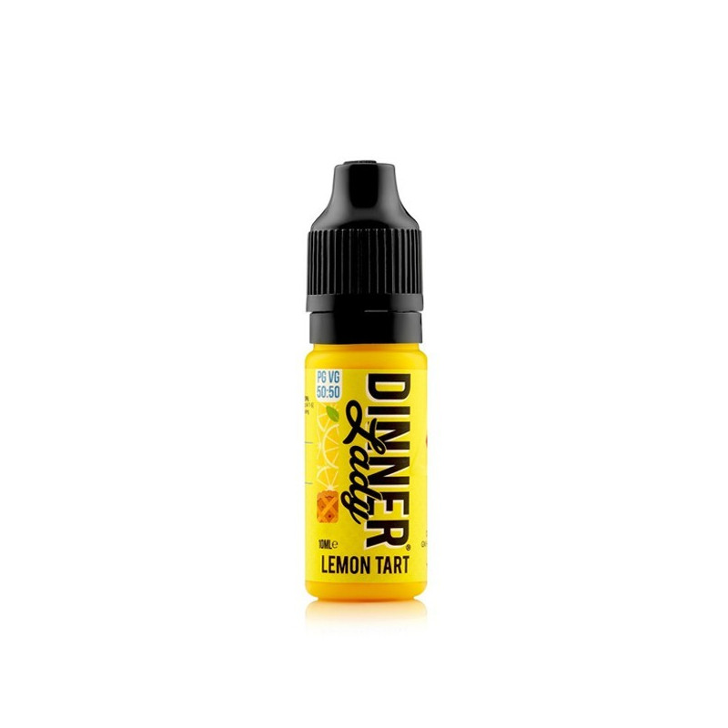 Lemon Tart 10ML - Dinner Lady