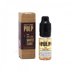 White Cake 10ML - Cult Line - Pulp