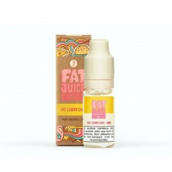 Fat Lemon Cake 10ML par 10 - Fat Juice Factory - Pulp