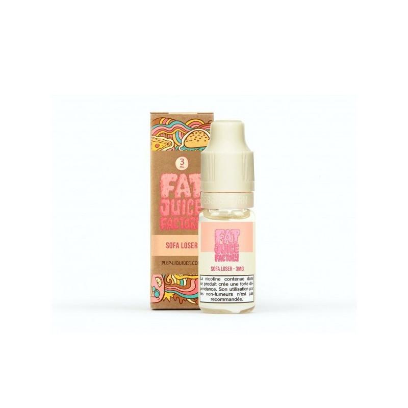 Sofa Loser 10ML par 10 - Fat Juice Factory - Pulp
