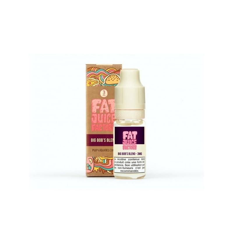 Big Bob's Blend 10ML par 10- Fat Juice Factory - Pulp