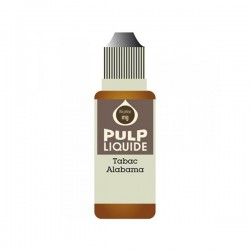 Blond Alabama 10ML par 10 - Pulp Classic Tabac Blond