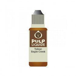 Blond Eagle Creek 10ML par 10 - Pulp Classic Tabac Blond