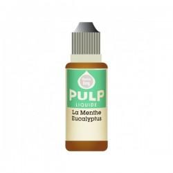 La Menthe Eucalyptus 10ML par 10 - Pulp Classic Menthe