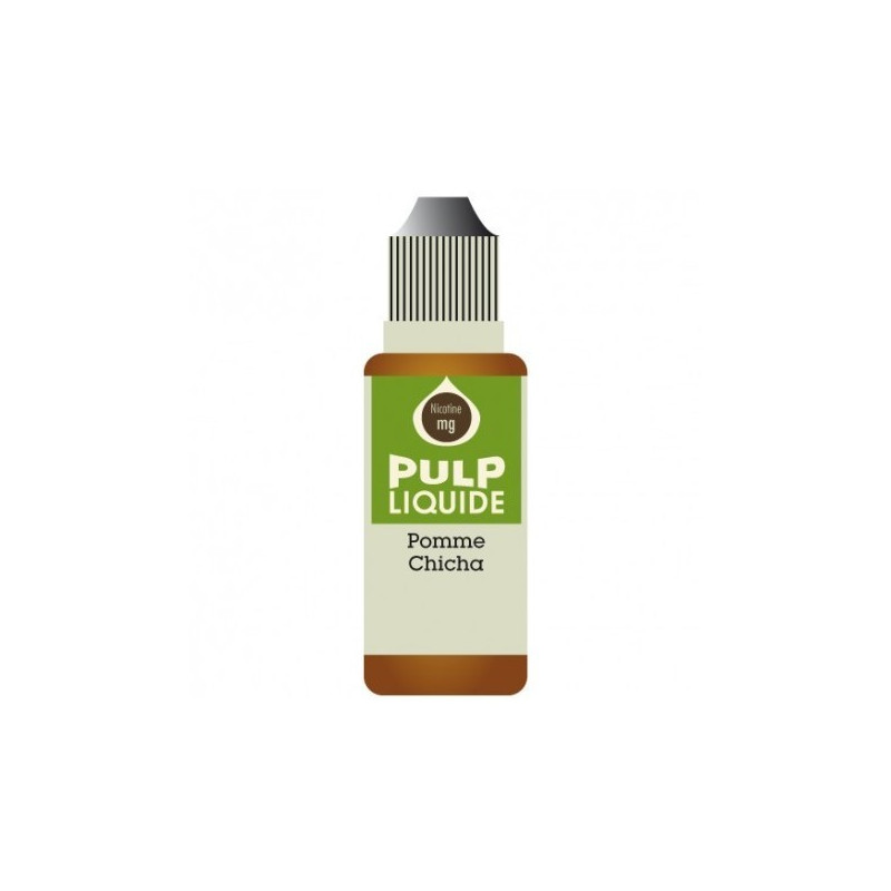 Pomme Chicha 10ML par 10 - Pulp Classic Fruit
