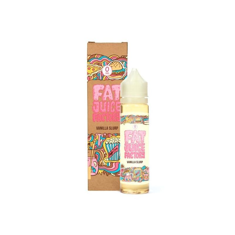 Vanilla Slurp 50ML - Fat Juice Factory - Pulp