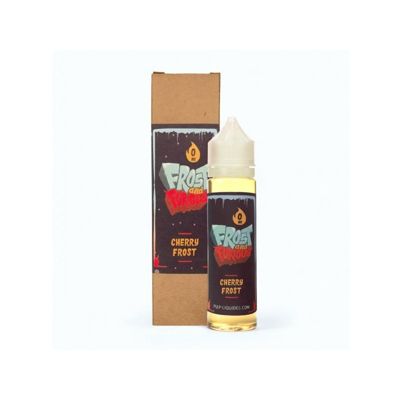 Cherry Frost 50ML - Frost & Furious - Pulp