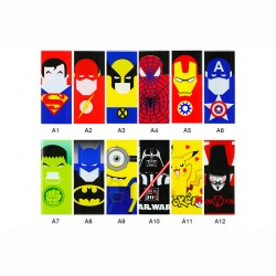 Stickers pour Accus SuperHero par 20