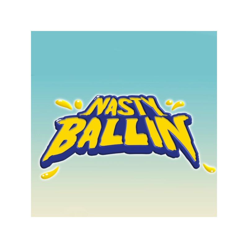 Gamme Nasty Ballin Concentré 30ML - Nasty Juice
