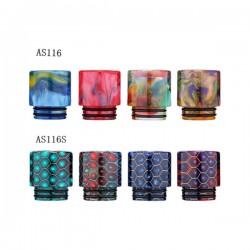 All 810 Drip Tip Resin par 8 (random) - Aleader