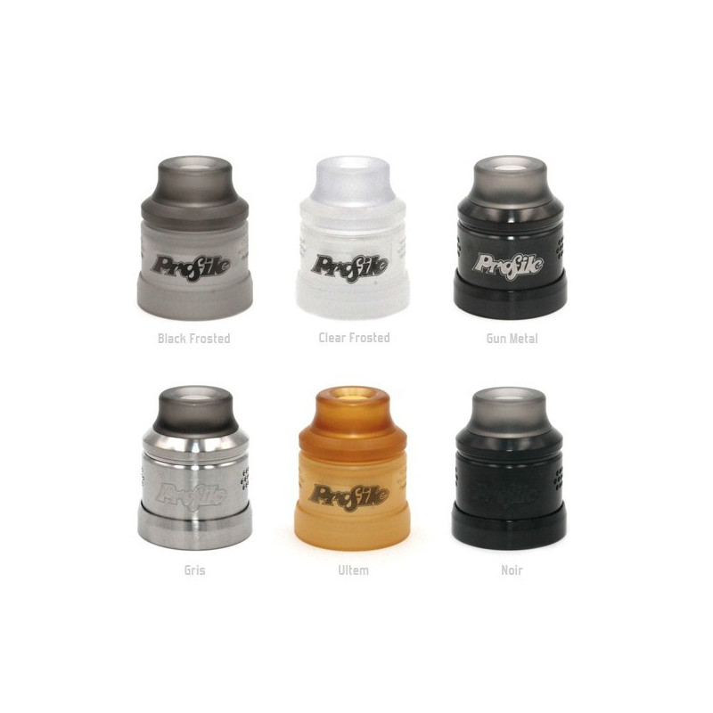 Kit de conversion 22MM pour Profile RDA - Wotofo