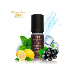Gins Addiction Concentré 10ML - Halcyon Haze