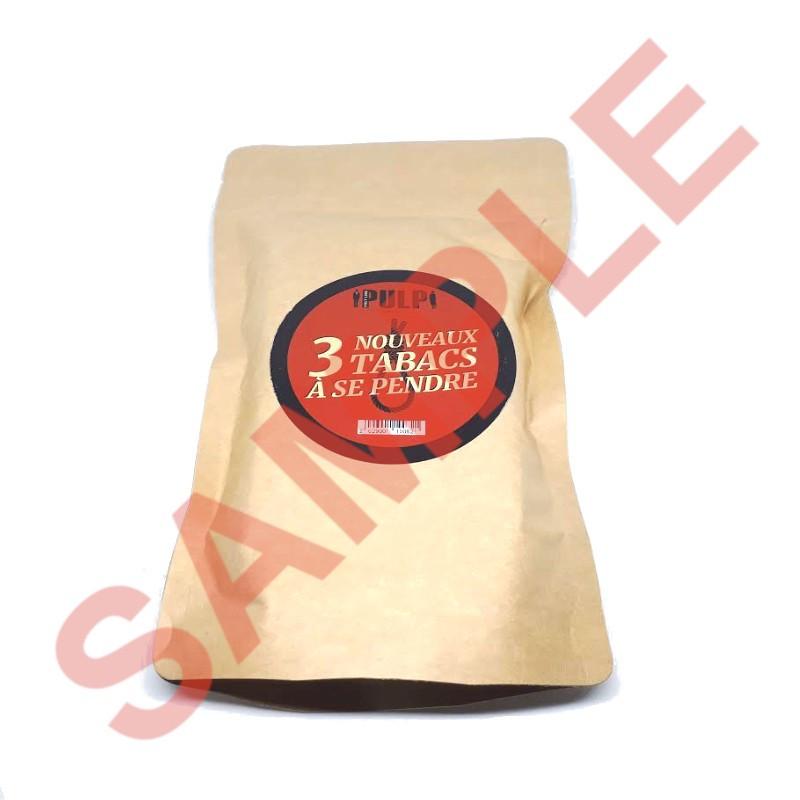 Pack Sample 3 Nouveaux Tabacs Cult Line - Pulp