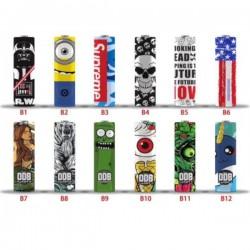 Stickers pour Accus par 20 pour 20700 et 21700