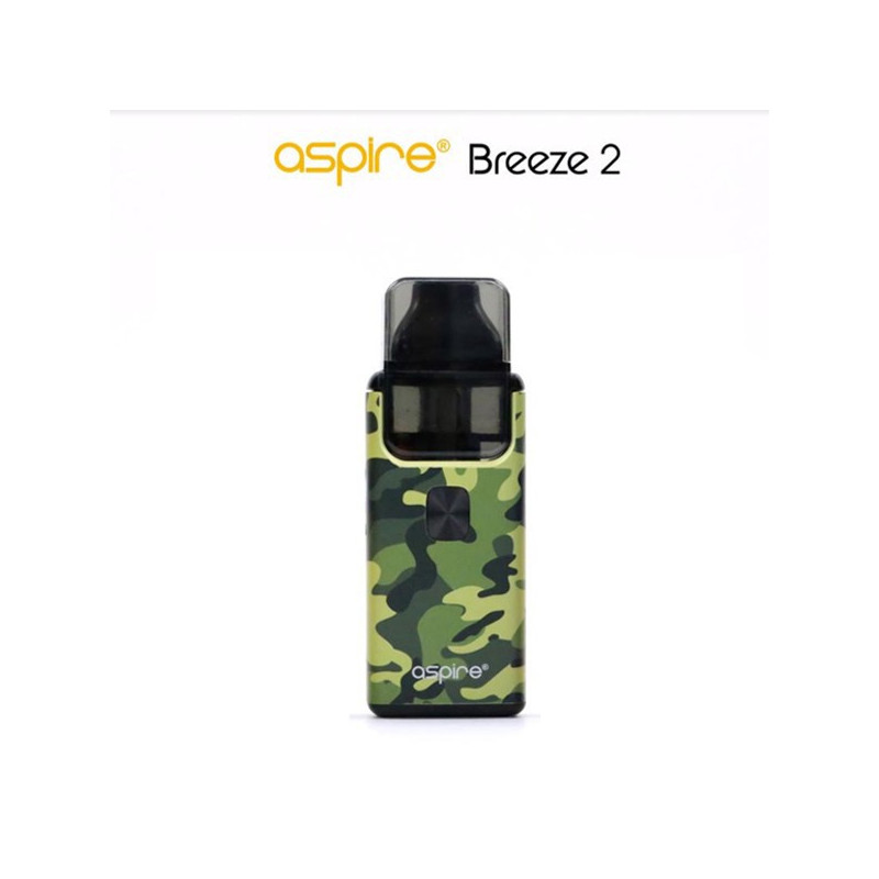 AIO Breeze 2 New Color Kit 1000mAh Camo - Aspire