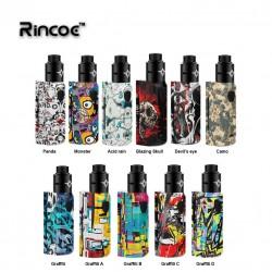 Kit Manto Mini RDA Color - Rincoe