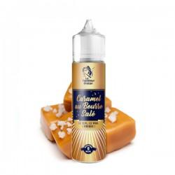 Mix'N'Vap - Caramel au beurre salé 50ML - Le Vapoteur Breton