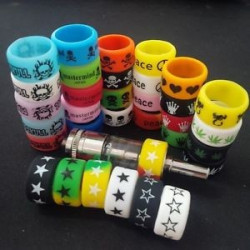Vape BAND big size- Paquet de 100 Mix color