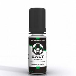 Green Storm 10ML - Salt E-Vapor by Le French Liquide