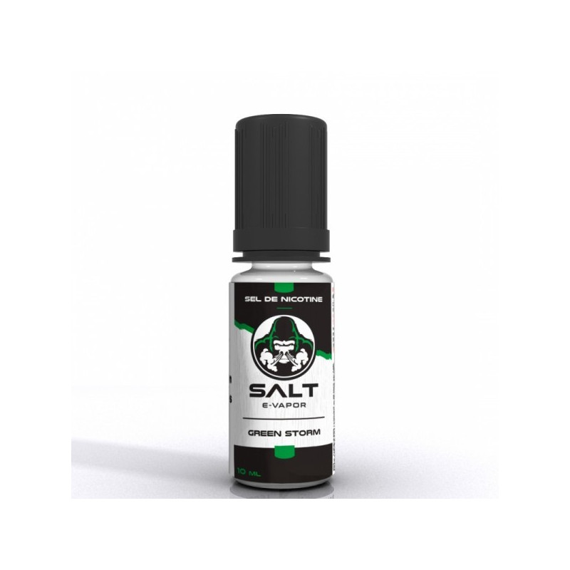 Green Storm 10ML - Salt E-Vapor by Le French Liquide