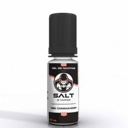 Red Commander 10ML - Salt E-Vapor by Le French Liquide