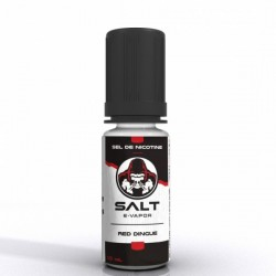 Red Dingue 10ML - Salt E-Vapor by Le French Liquide