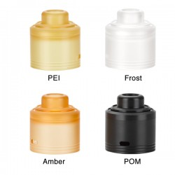 Top Cap 24MM pour GR1 Pro - Gas Mods