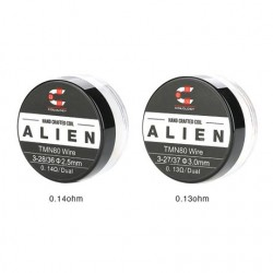 HandCrafted Coils Alien TMN80 par lot de 10 - Coilology