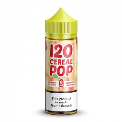 120 Cereal Pop 50ML - 120 POP