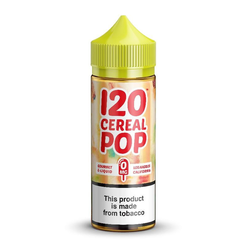 120 Cereal Pop 50ML - 120 POP