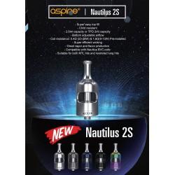 Poster Nautilus 2S - Aspire