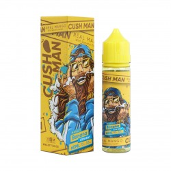 Mango Banana 50ML - Cush Man - Nasty Juice
