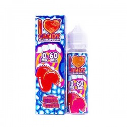 Blue Raspberry 50ML - I Love Candy - Mad Hatter